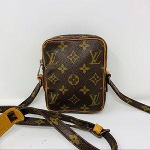 Authentic Louis Vuitton Vintage Mini Crossbody Bag